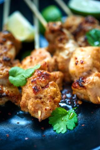 Chicken grill chops